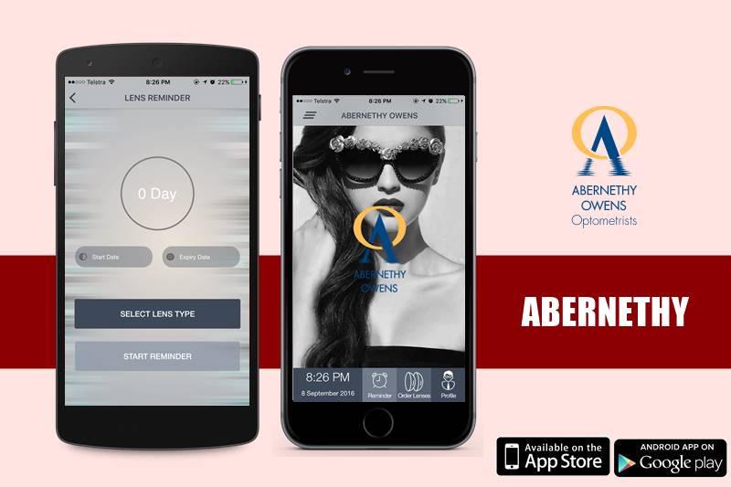 Abernethy Owens Mobile App